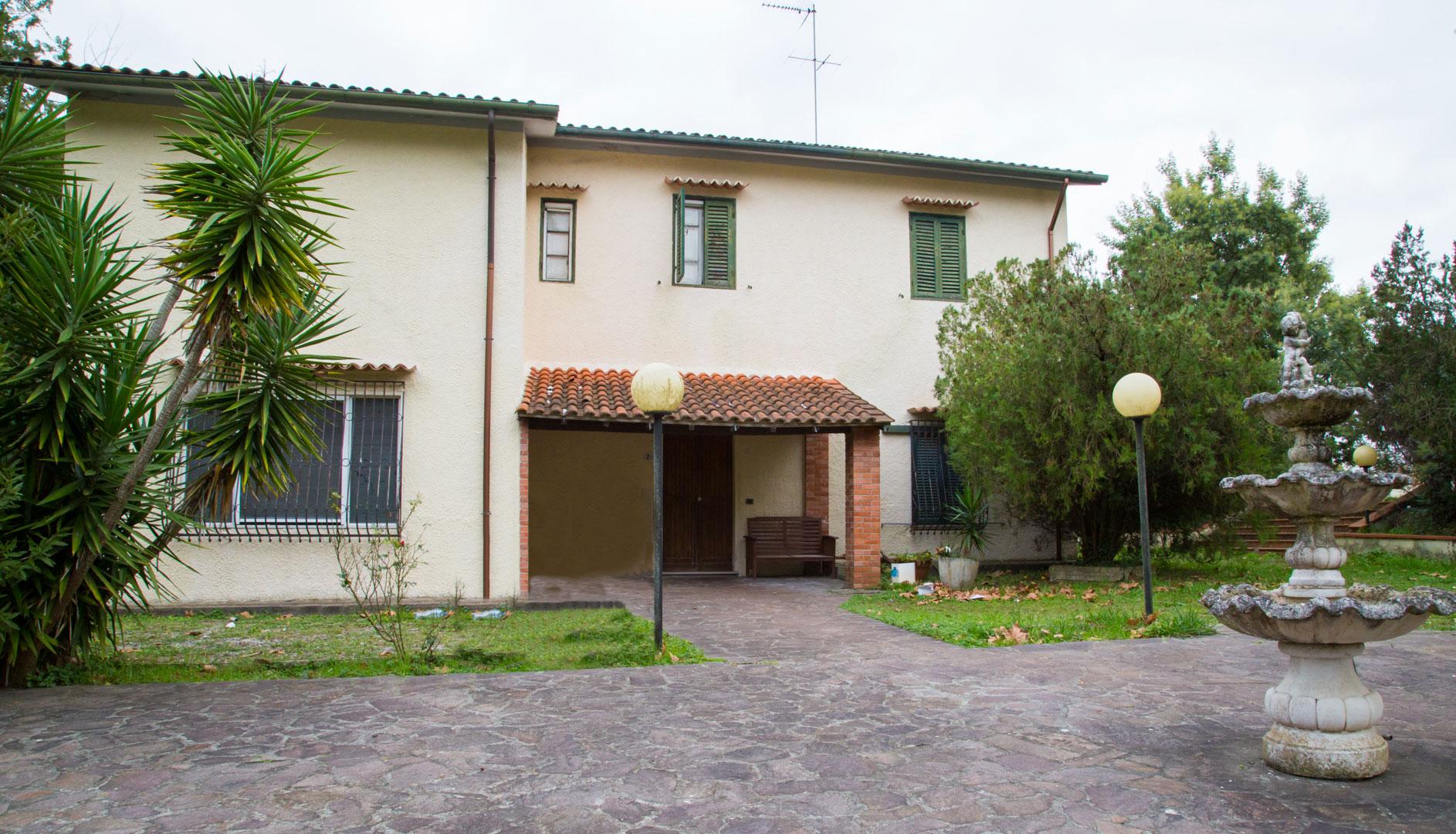 Fauglia Via Pantane Locazione Villa Con Parco Pisa