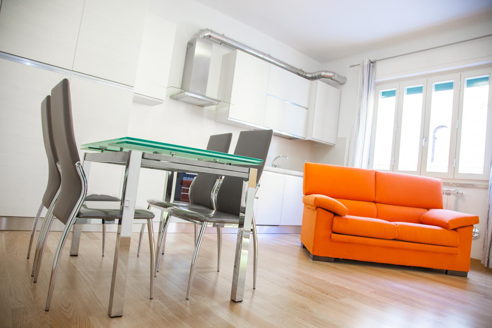 Pisa via queirolo appartamenti in zona centrale - Apertura vano in muratura portante intervento locale ...