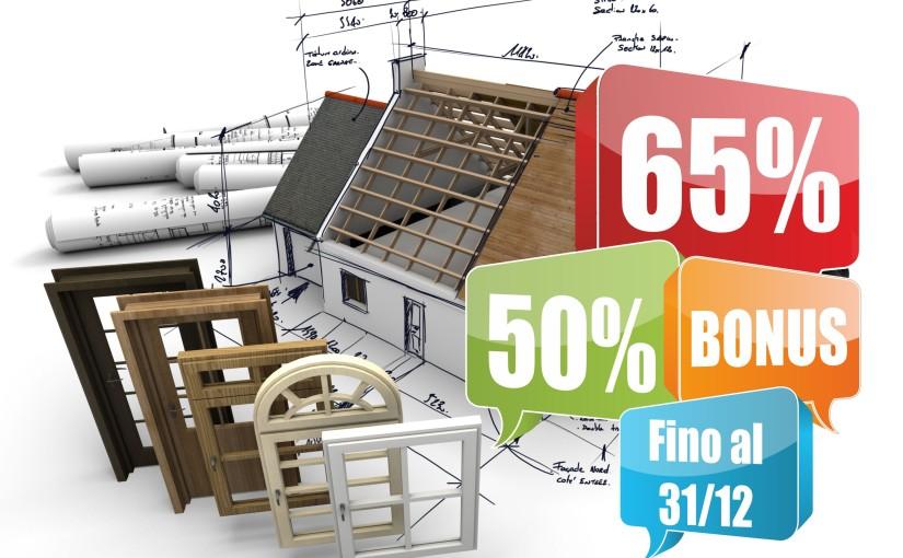 Bonus ristrutturazione casa 2016