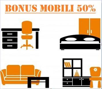 Il bonus mobili ed elettrodomestici:  che cos'è e quando e come possiamo usufruirne