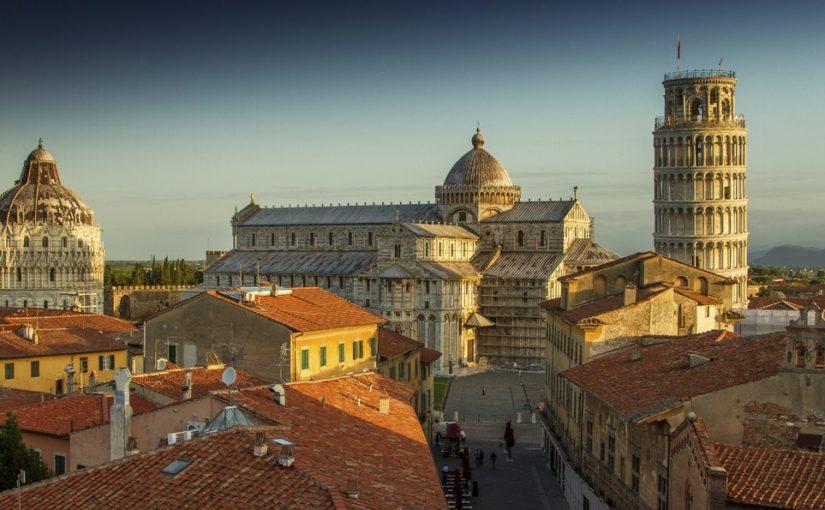 Aumentano le vendite di case a Pisa?