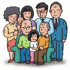 parenti come fare con una successione: immobile in eredità