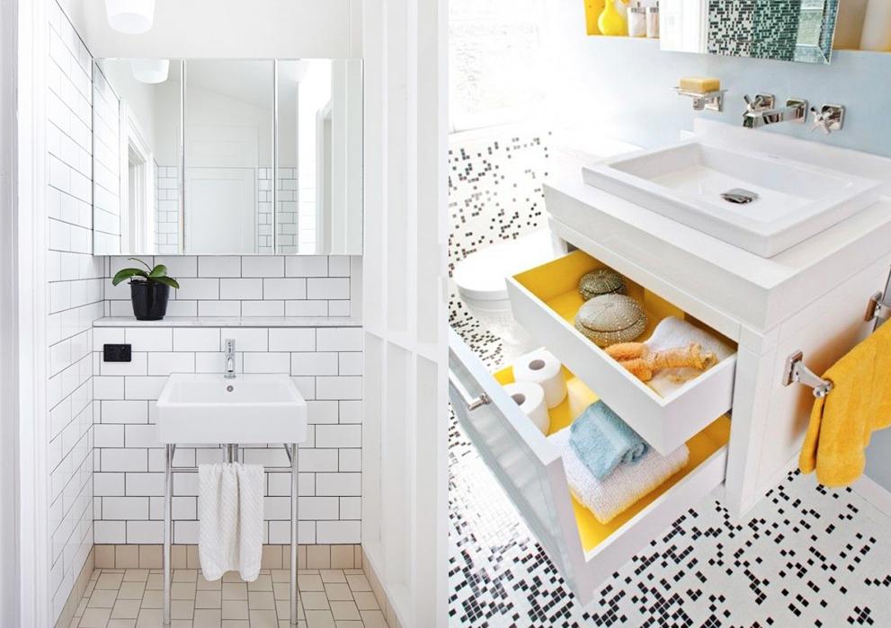 bagni piccoli idee arredo 300x212 come ristrutturare a pisa il bagno ...