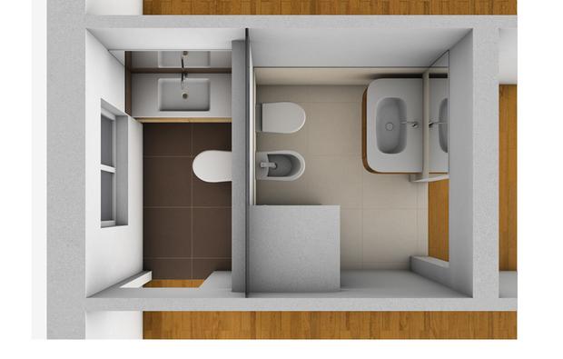 Bagno In Camera Senza Scarico : Come realizzare un secondo bagno in casa francesco martinelli casa